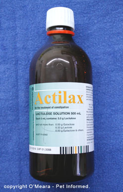 Lactulose is one of the cathartic medications used in pet poisoning treatments.